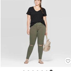 Target Olive Jean's
